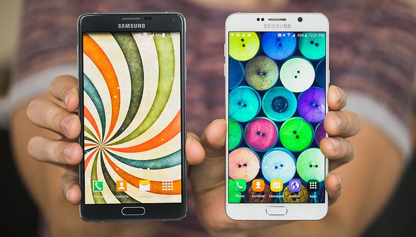 6 tiny changes that make the Note 5 a huge improvement on the Note 4