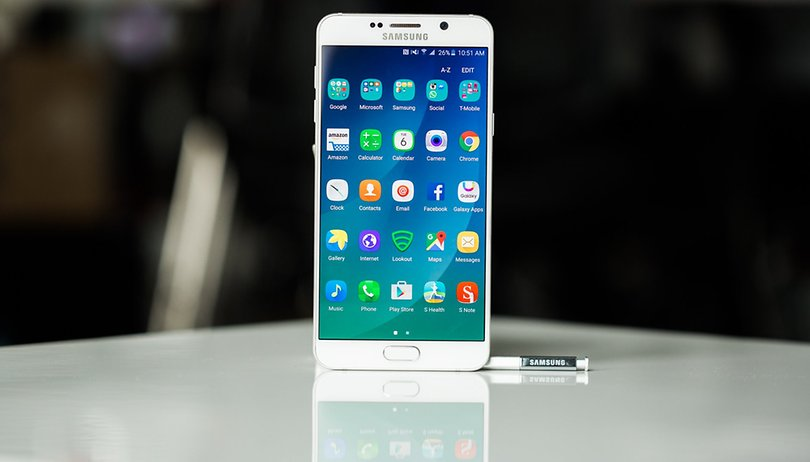 Samsung Galaxy Note 5 review: still a big deal