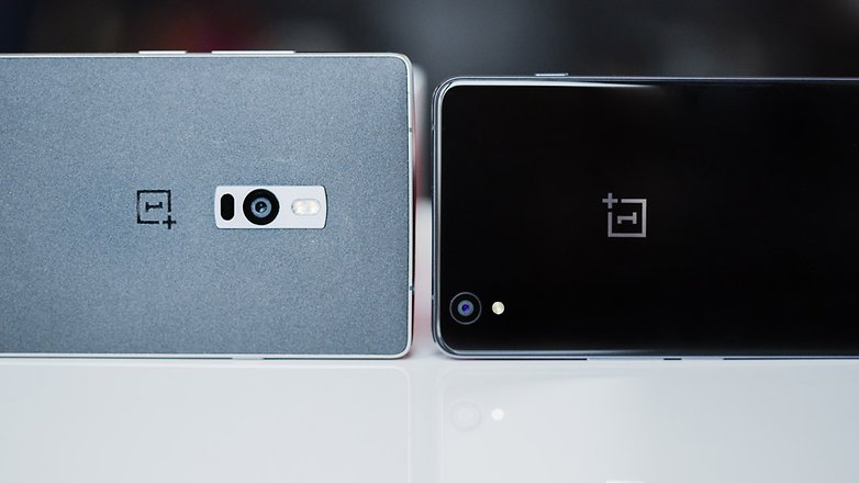 Androidpit Oneplus x vs oneplus 2 8