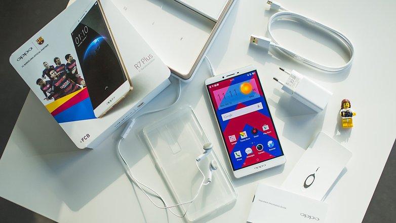 Oppo R7 Plus 1