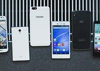 Los mejores smartphones por menos de 200 €