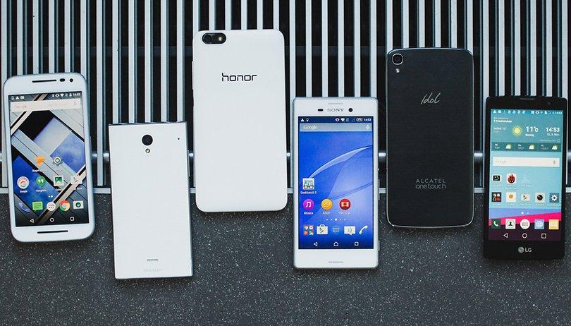 Encuesta de la semana: ¿Cuál es el teléfono de gama media del año?