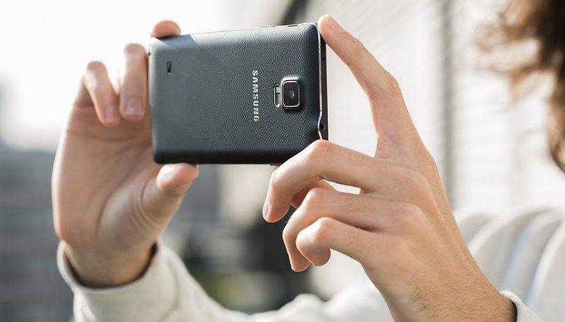 Samsung Galaxy Note 4 recibe el parche de seguridad para abril