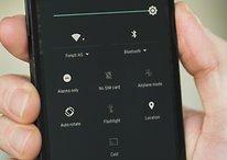 Como personalizar os atalhos rápidos da central de controle do Android