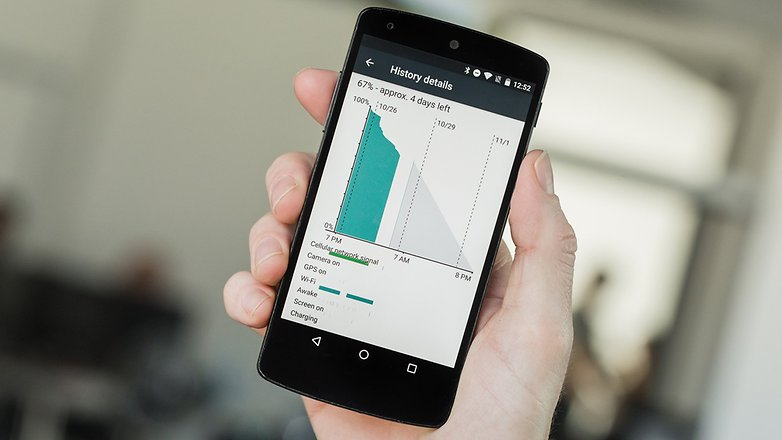 AndroidPIT Nexus 5 Android 6 0 Marshmallow problems 4