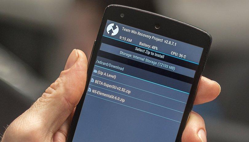 Comment activer la fonction du Double Tap sur Nexus 5