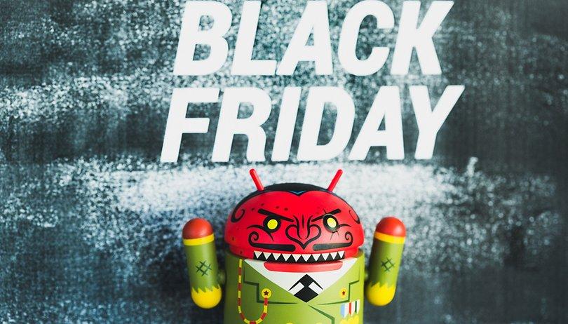 Black Friday: Mi A2 por R$ 998, OnePlus 6T a R$ 2.205 e Galaxy S8 por R$ 1710