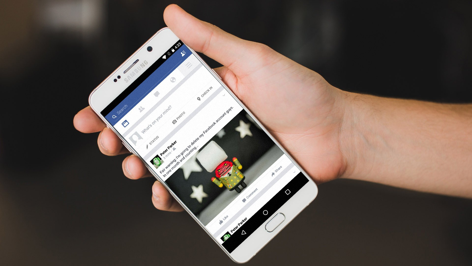 Facebook update: latest news | AndroidPIT