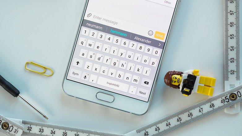androidpit keyboard Samsung 1