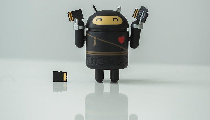 Les meilleures cartes micro SD pour votre smartphone Android