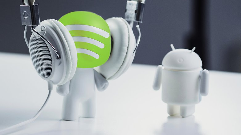 androidpit spotify