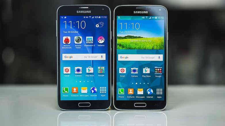 androidpit Samsung Galaxy S5 Neo vs S5 1