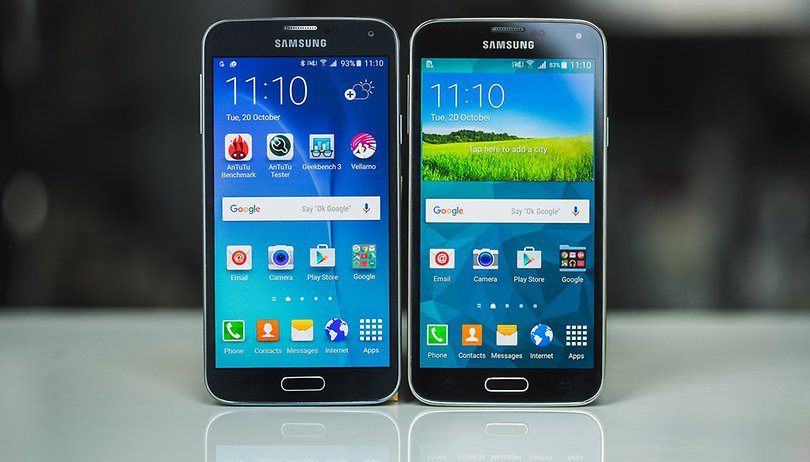 Comparación de Samsung Galaxy S5 vs Galaxy S5 Neo: encuentra las 5 diferencias