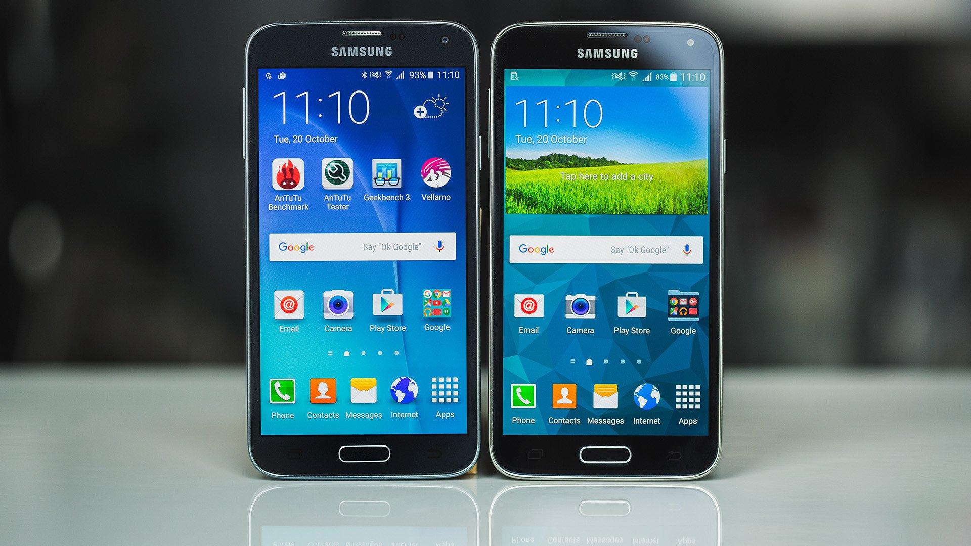 samsung galaxy s5 vs s5 neo trova le differenze androidpit. Black Bedroom Furniture Sets. Home Design Ideas