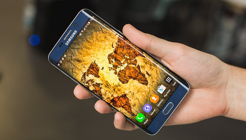 Galaxy S6 Edge review: the high-end Samsung revolution