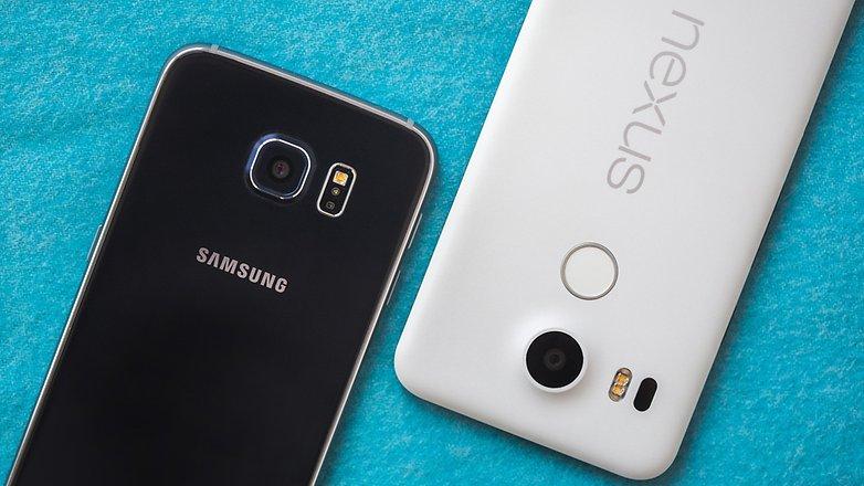 AndroidPIT Samsung S6 vs Nexus 5X 8893