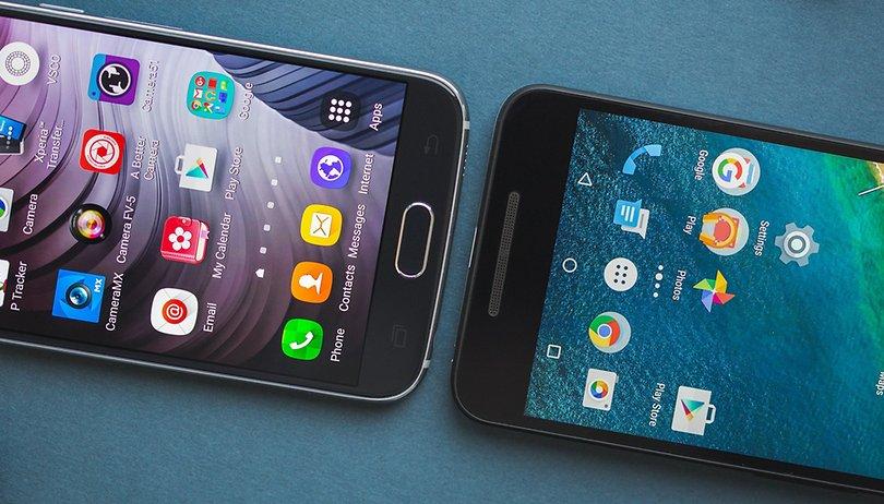 Sondaggio: qual è la vostra interfaccia Android preferita?
