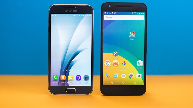 AndroidPIT Samsung S6 vs Nexus 5X 8946