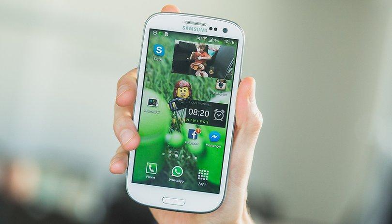 Samsung Galaxy S3: últimas notícias sobre atualizações do Android e ROMs