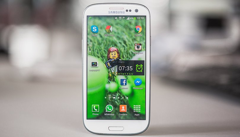 How to factory reset the Galaxy S3 for improved performance | AndroidPIT