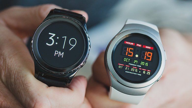 Samsung Gear S2 review: brilliant but with one big problem | AndroidPIT