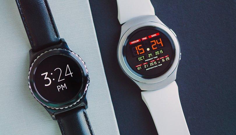 La última actualización del Samsung Gear S2 permite incluir una foto en el fondo de esfera
