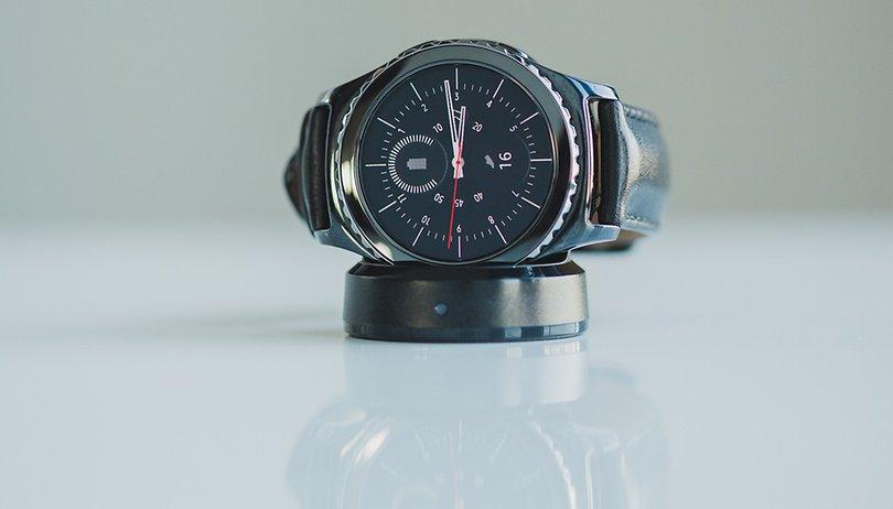 Les futures smartwatchs de Samsung pourraient avoir deux écrans