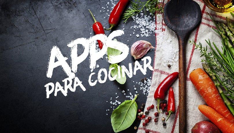 Las mejores aplicaciones de cocina