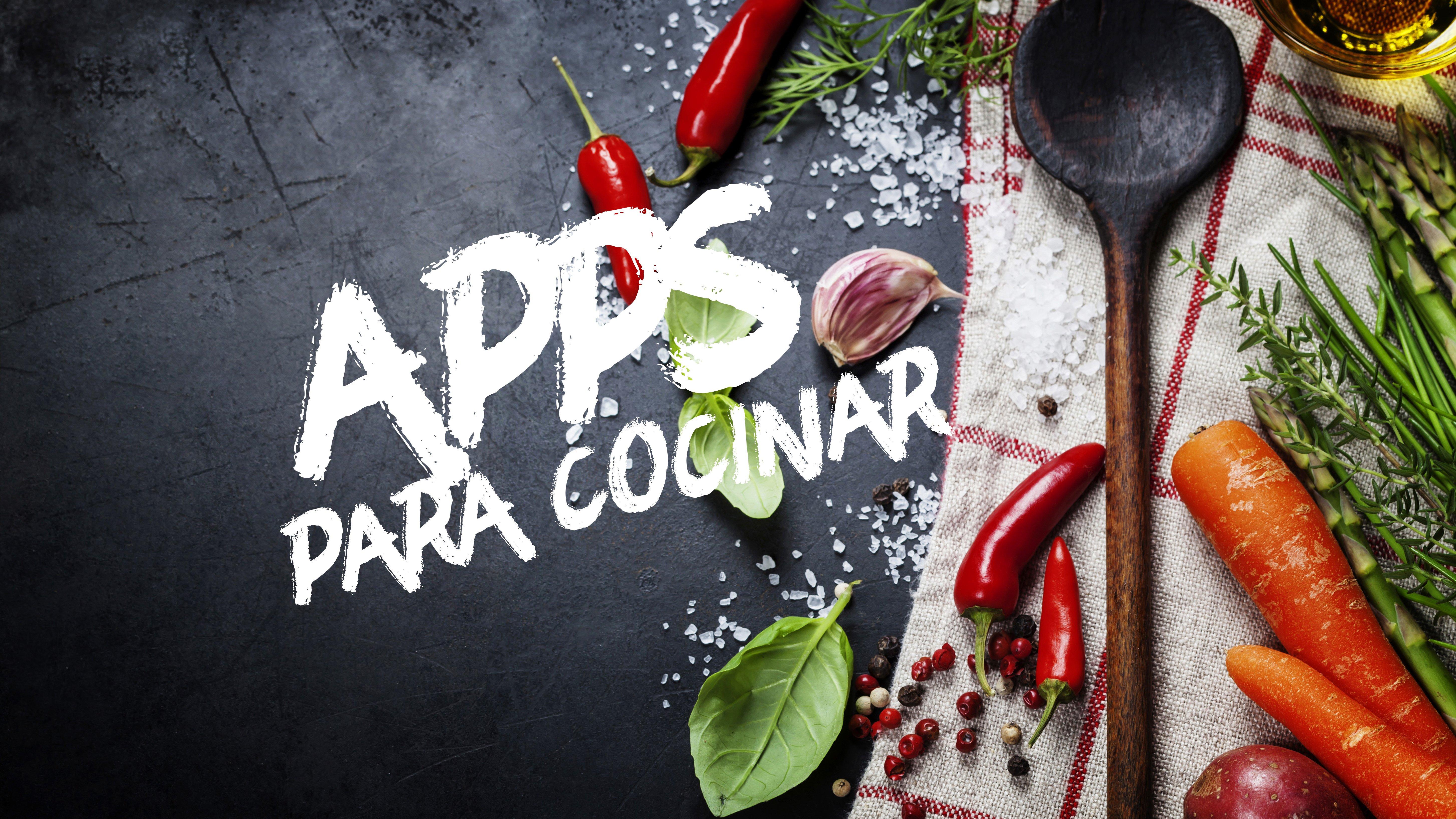 Las mejores aplicaciones de cocina - AndroidPIT
