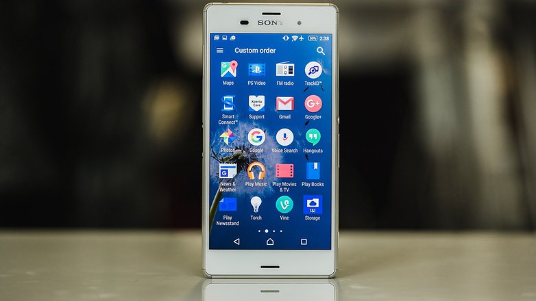 androidpit sony xperia Z3 7