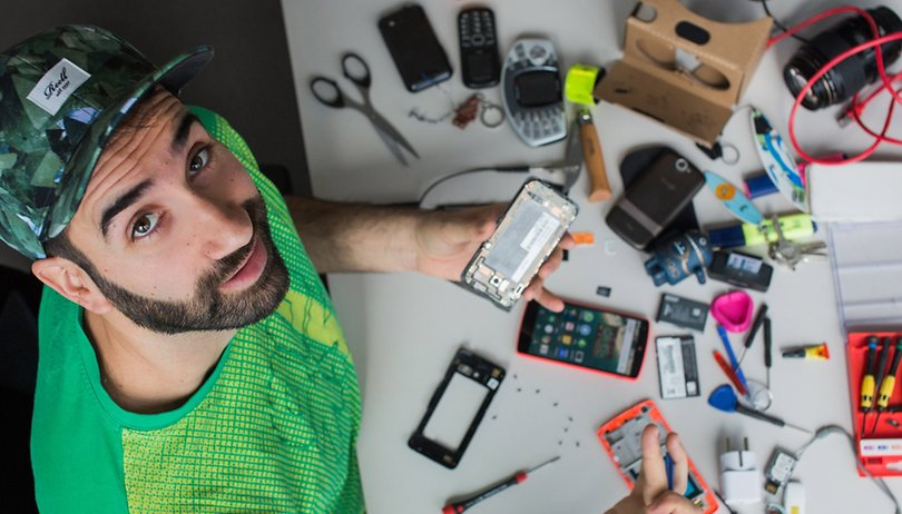 La garantía de un smartphone chino - Tengo una pregunta para Luis