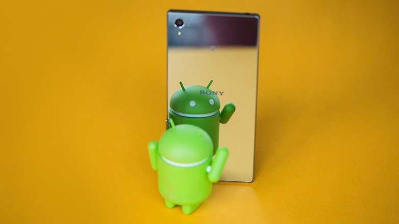 Androidpit Xperia Z5 Premium 1