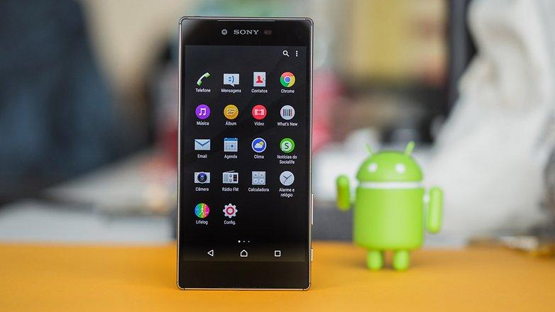 Androidpit Xperia Z5 Premium 7