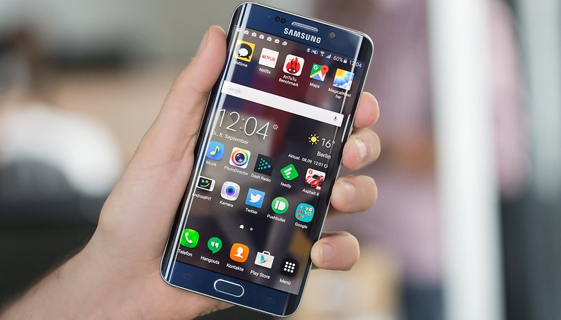 You won't believe what happens in this Galaxy S6 Edge drop test