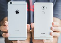 Huawei Mate S vs Apple iPhone 6s Plus: Comparación entre el Force Touch y el 3D Touch