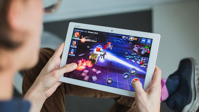 list of popular games for android