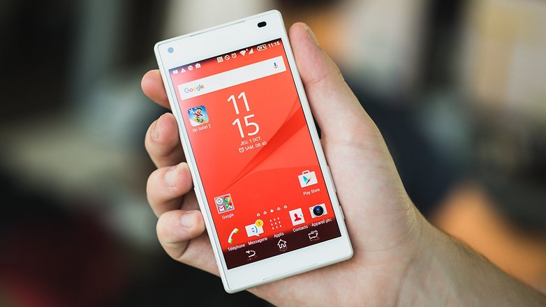 ANDROIDPIT best XPERIA Z5 COMPACT 2