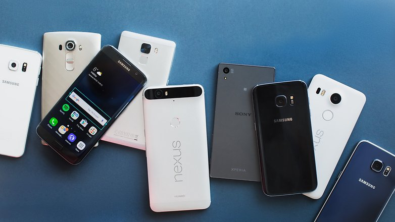 AndroidPIT best smartphones 10