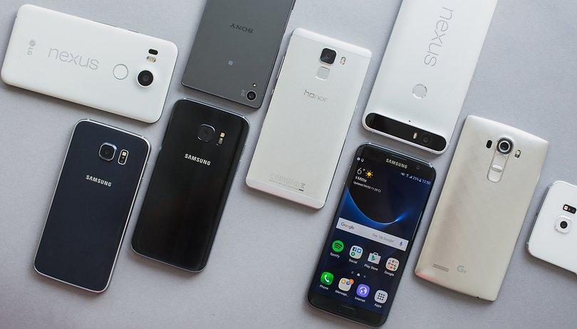 Gli smartphone Android più sottili del 2016: attenzione a non tagliarvi!