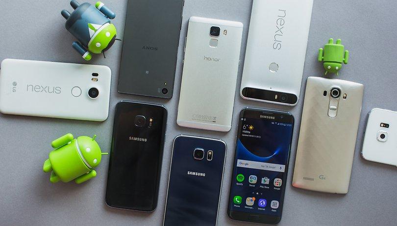 Umfrage: Welches Top-Smartphone 2016 ist Euer Favorit?