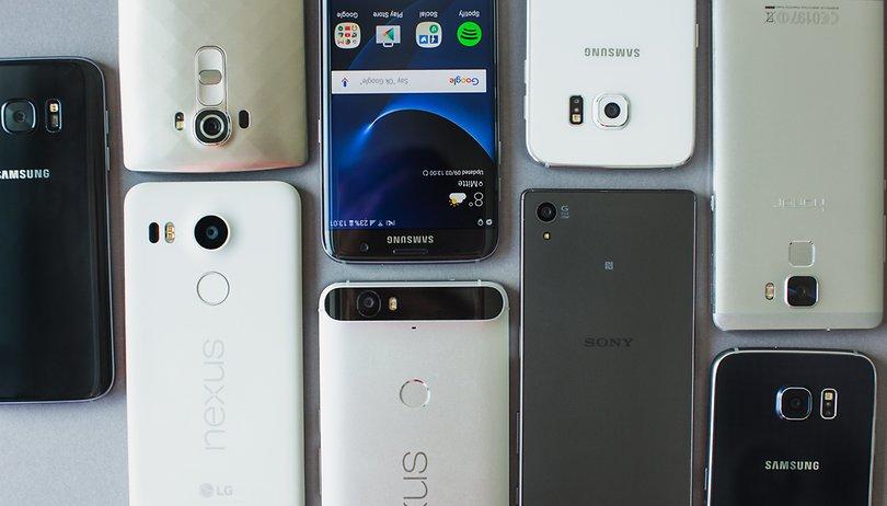 Lenovo, Samsung e Xiaomi são as marcas favoritas dos leitores do AndroidPIT