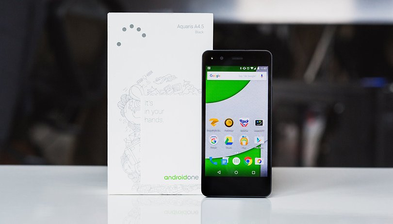 BQ Aquaris A4.5: Análisis del Android One Made in Spain