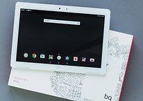 Análisis del BQ Aquaris M10: Un tablet inteligentemente diseñado