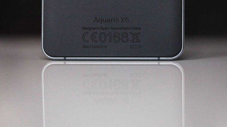 AndroidPIT bq aquaris x5 1