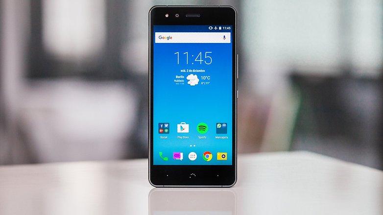 AndroidPIT bq aquaris x5 3