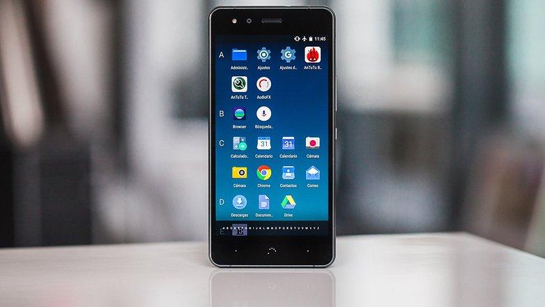 AndroidPIT bq aquaris x5 4