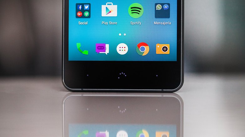AndroidPIT bq aquaris x5 5