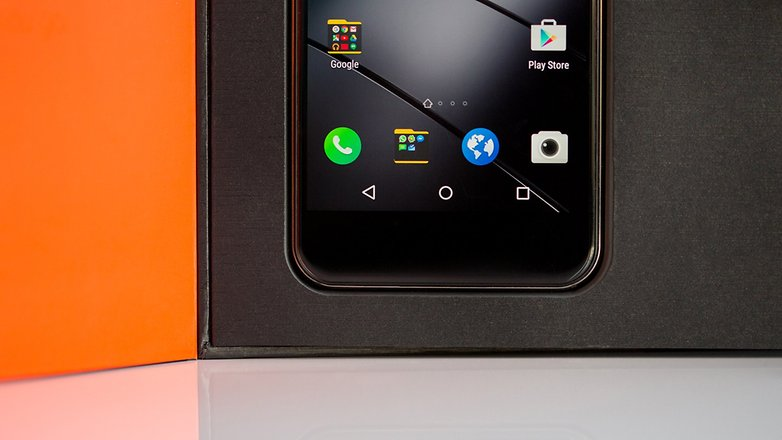 AndroidPIT gigaset me 2