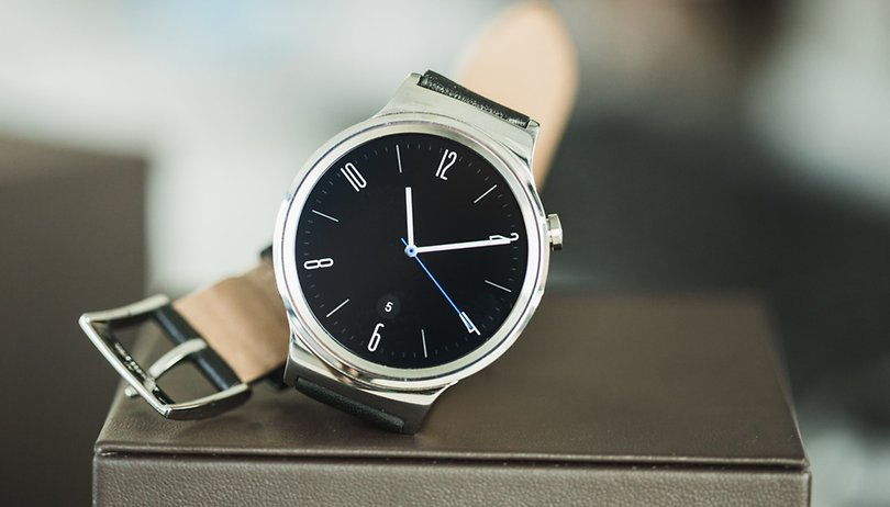 Huawei Watch im Test: Luxuriöse Smartwatch mit Macken