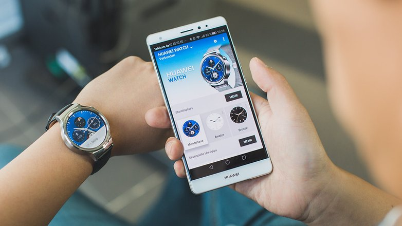androidpit Huawei Watch huawei mate s